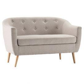2er-Sofa 'Elba' in Beige