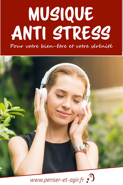 Musique anti stress : pour votre bien-être et votre sérénité