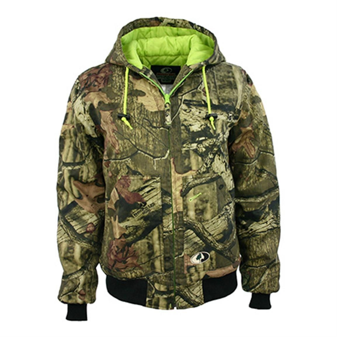 women s walls insulated hooded jacket a true fitting on walls hunting clothing insulated id=64883