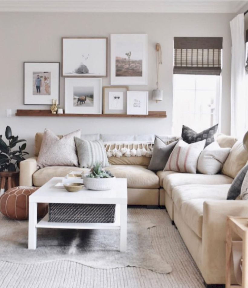 47 Inspiring Shelving Design Ideas On Living Room images