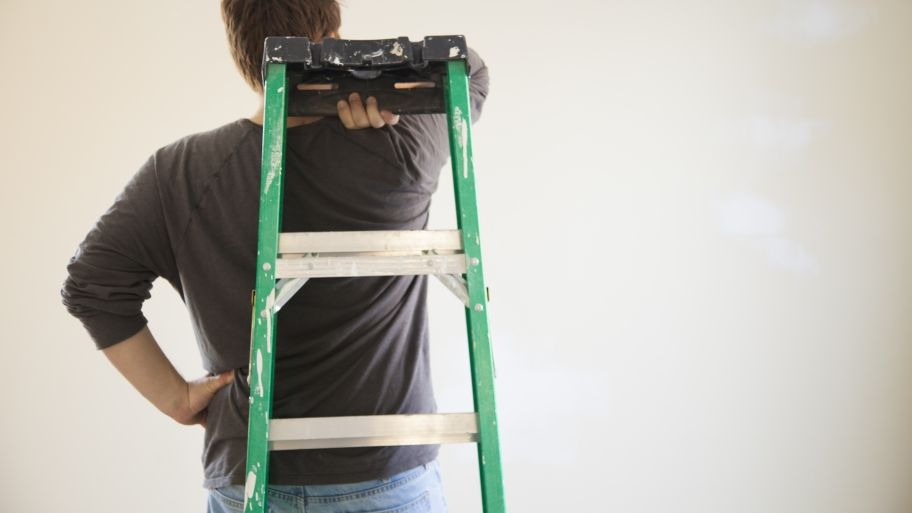 How to paint walls ceiling and trim interior house