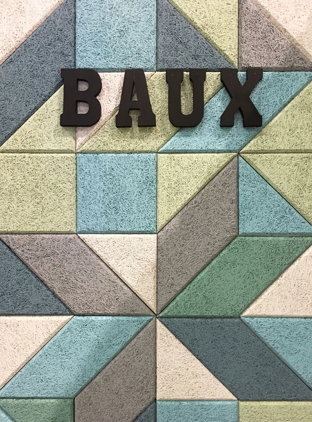 baux-tiles | Walls, Acoustic panels and 3d wall
