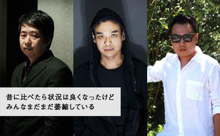 かつては日本もそうだった。萎縮ムードの中で活動を続ける、三人の芸術家の声