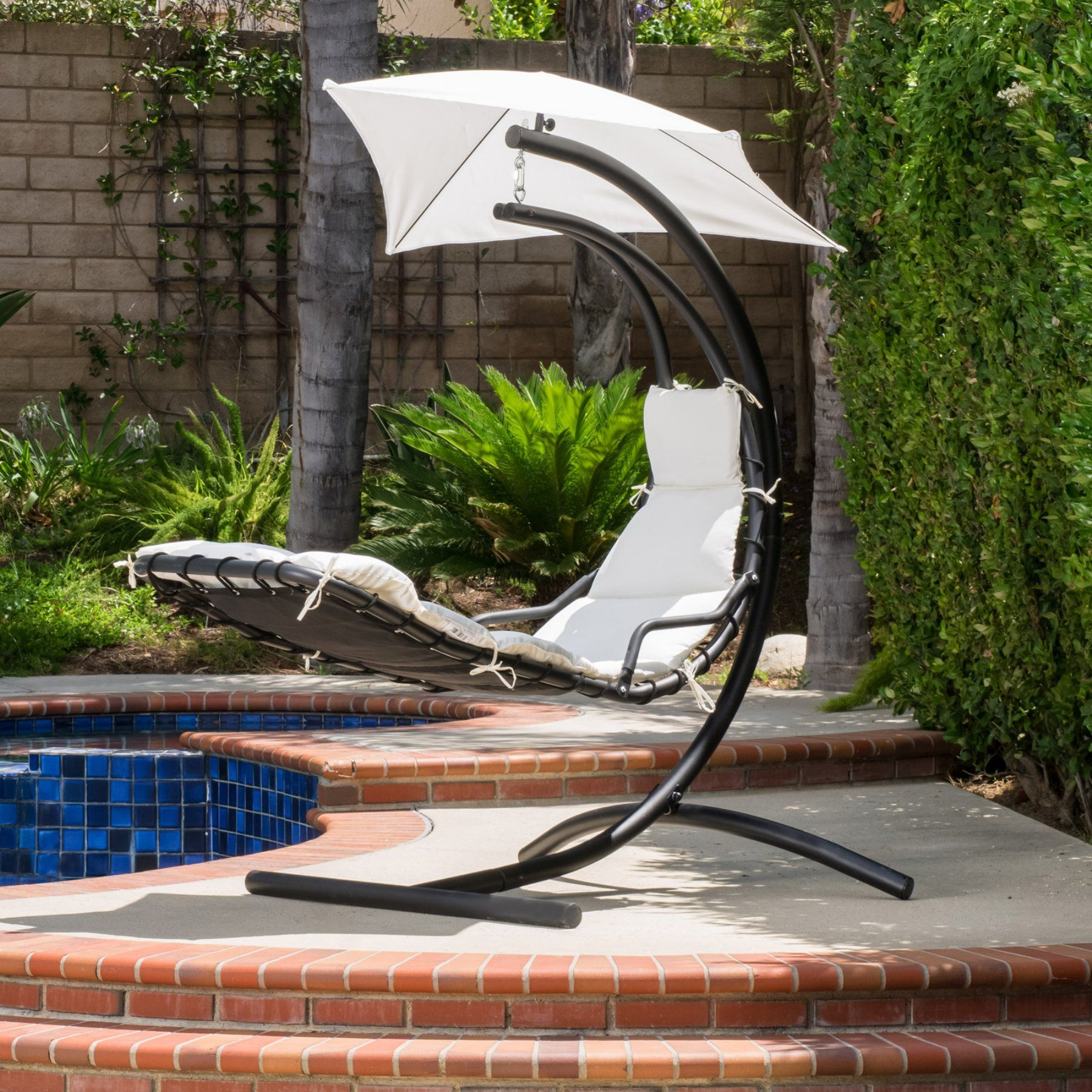Best Selling Home La Costa Outdoor Hanging Chair with