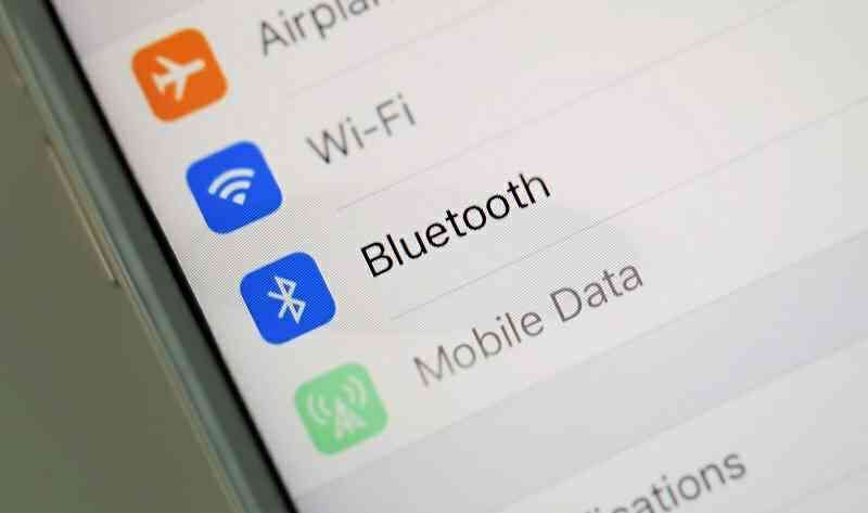 iPhone 7 Bluetooth can connect your PC with internet connection