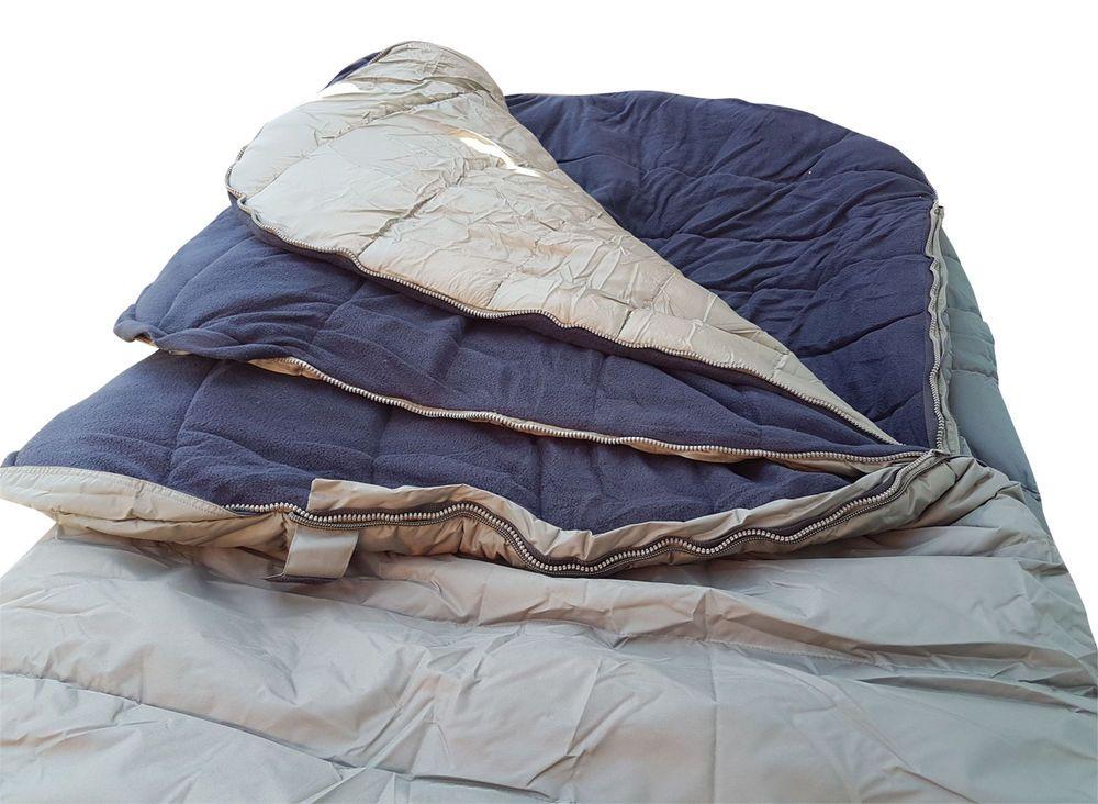 Cyprinus Magmatex Kingsize Double Carp Fishing Sleeping Bag