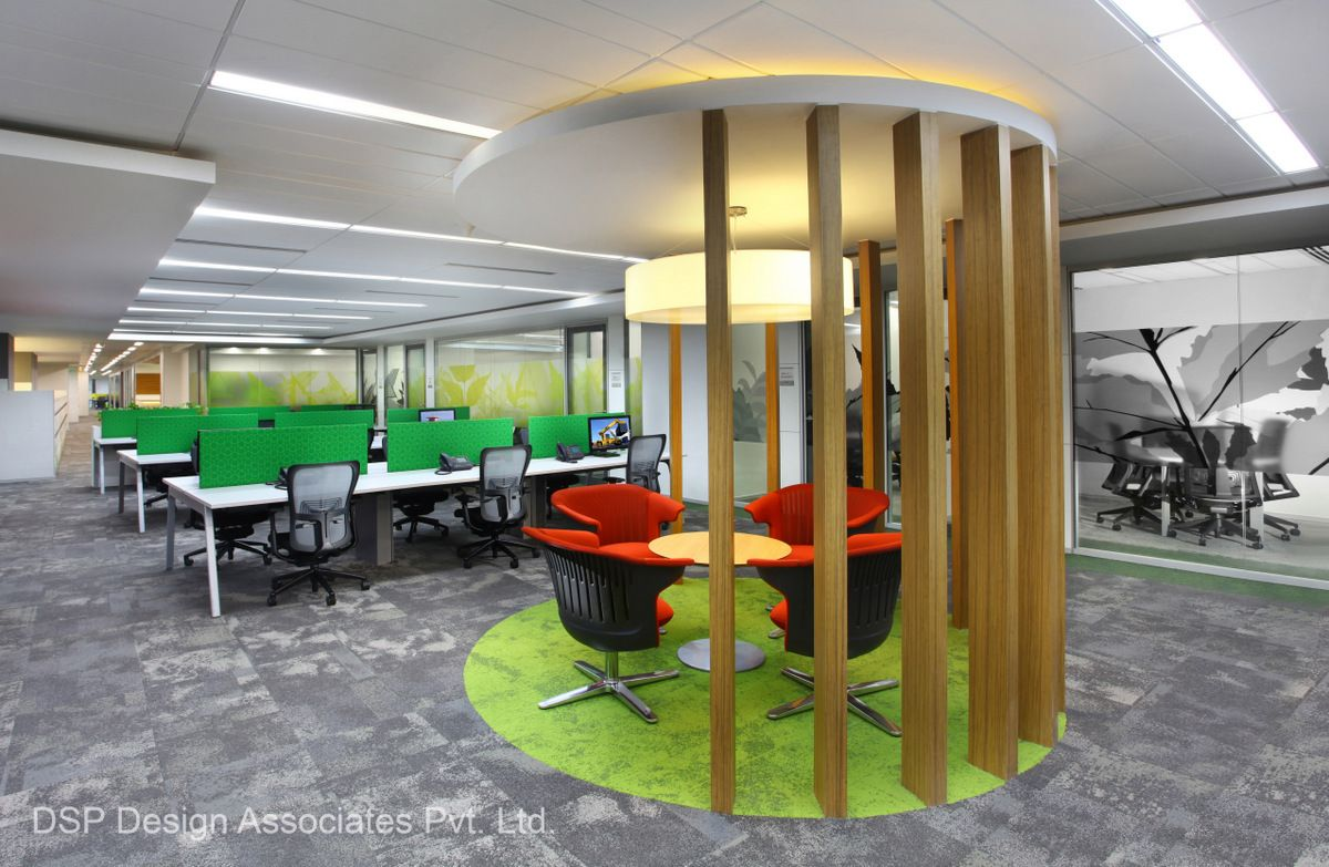 Office Tour: Microsoft – Gurgaon Offices | Microsoft and Spaces