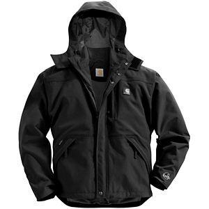 Carhartt Waterproof Breathable Shoreline Jacket For Men In