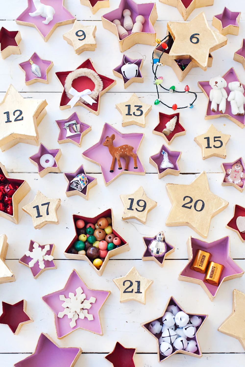 35 DIY Advent Calendars to Make Now So Youre Ready for December