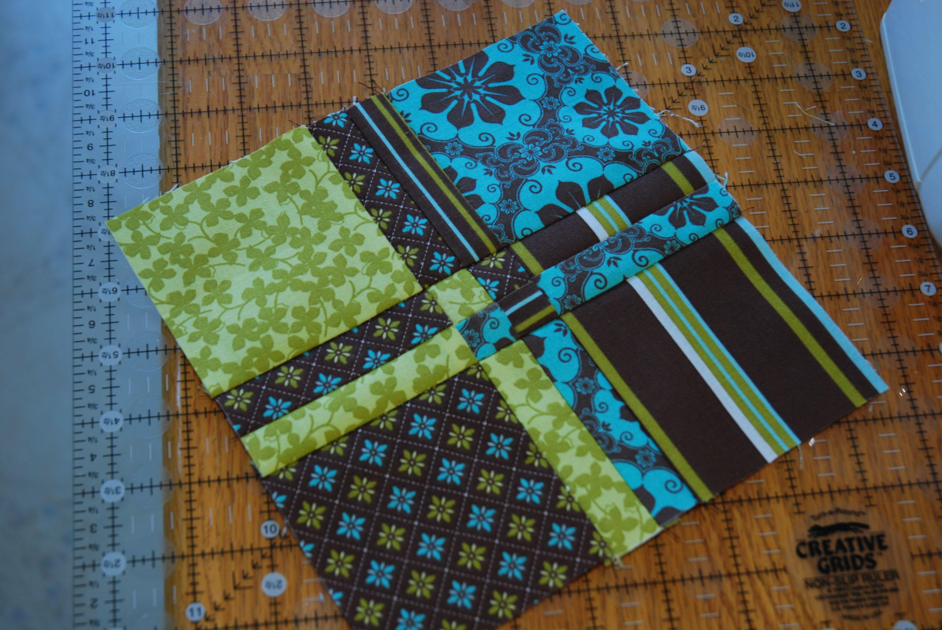 Quilting Tutorial Simple Amp Cute Quilting Block Quilt