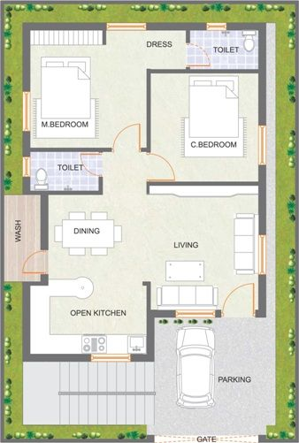 bhk house plan dream plans floor duplex also pin by mian zahid on modern in pinterest rh