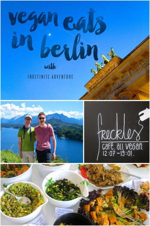 Indefinite Adventure: Five #Vegan Eats in Berlin   Vegan Miam ...