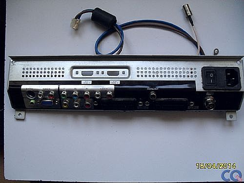 Grundig Gu32dp Main AV - 899-I00-JF263XBH REV:01 - 200-A00-GF323XP-BH, Consumer Electronics on sale at CQout Online Auctions