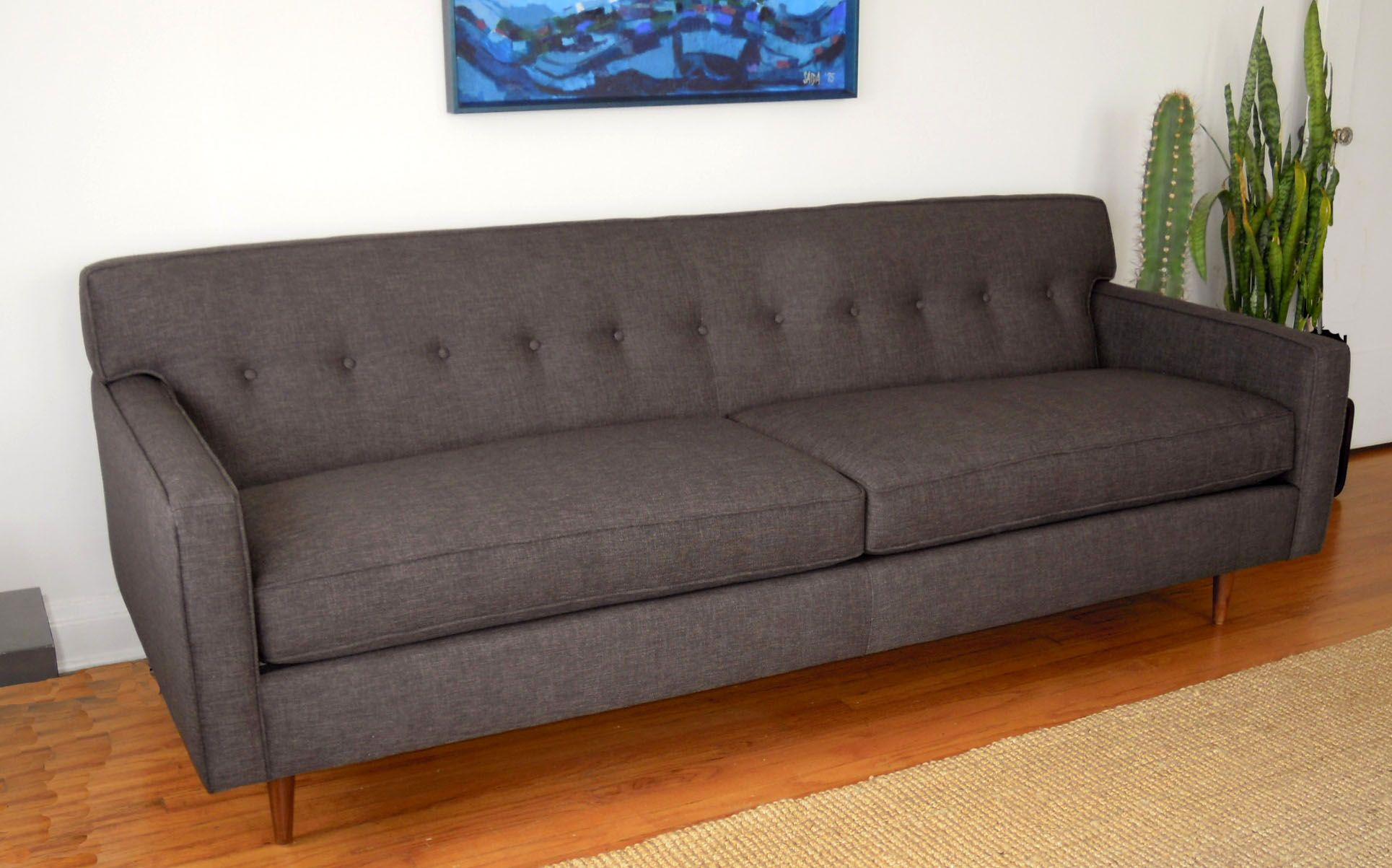 Anders Sofa. $1175. Fully Customizable Width, Height, Depth. Available With  One