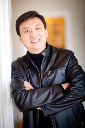 """Google's """"Chief Happiness Officer"""" Chade-Meng Tan on """"Search Inside Yourself"""".  Meng shares the mindfulness-based emotional intelligence course he created in collaboration with bestselling author Daniel Goleman."""