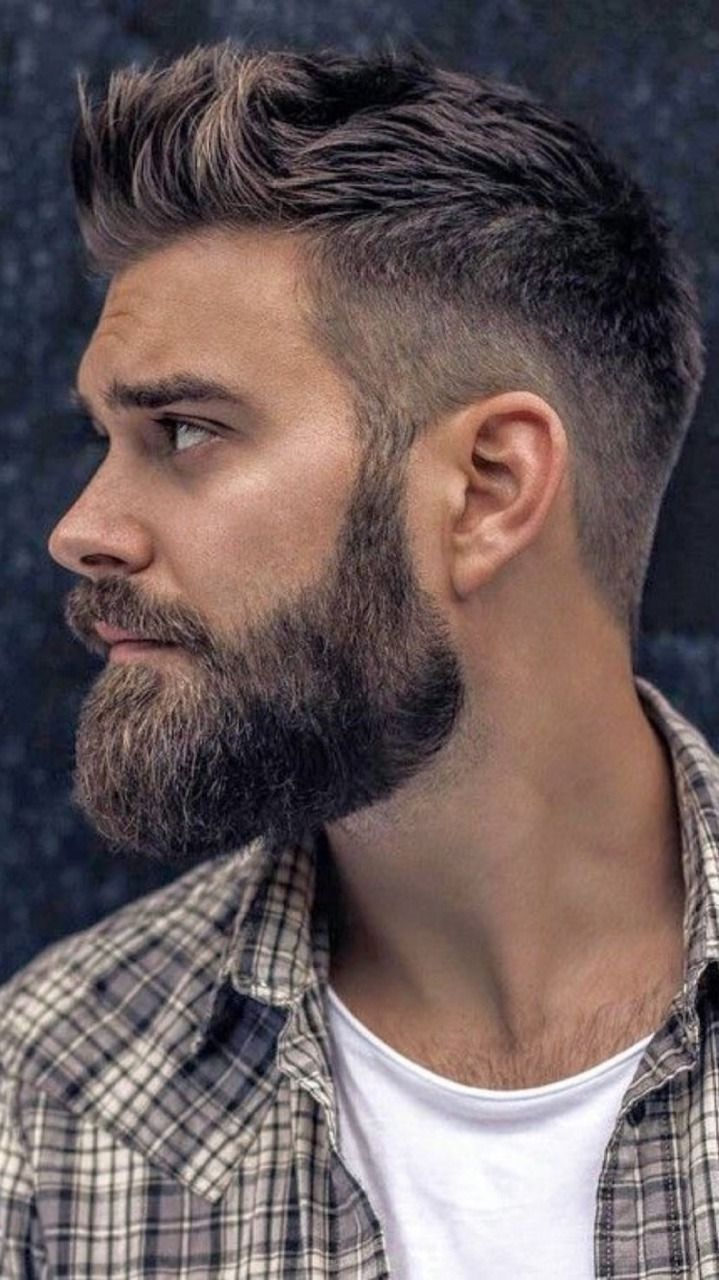 2018 haircut for men pin by chuck hand on menus grooming  pinterest  haircuts hair