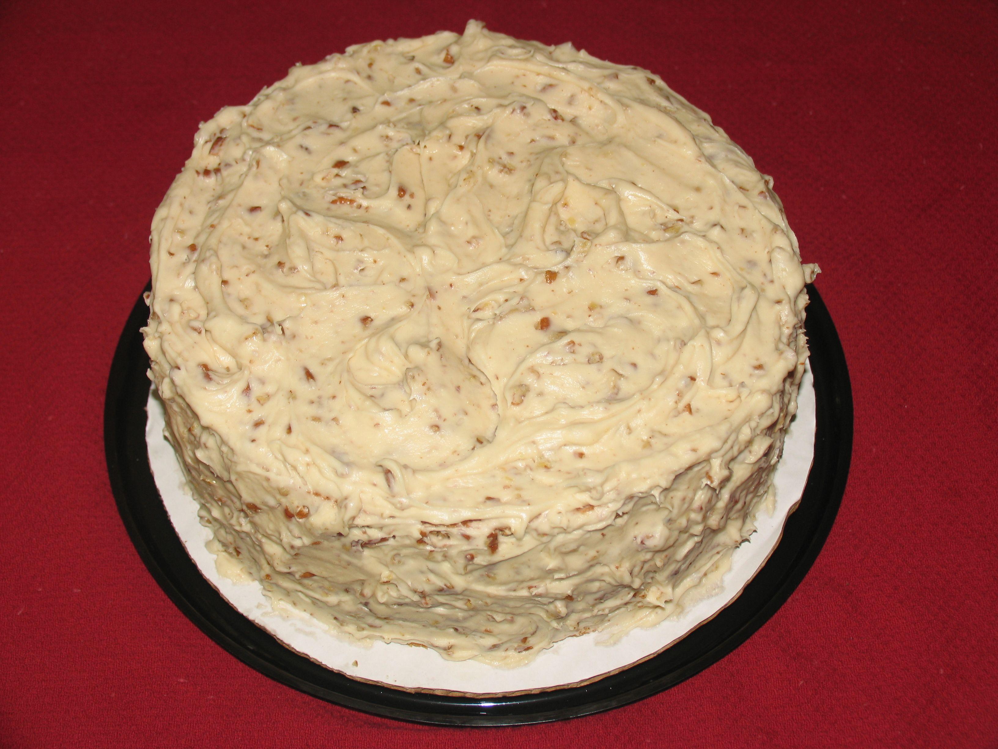 Pecan Praline Cake | Favorite Recipes | Pinterest