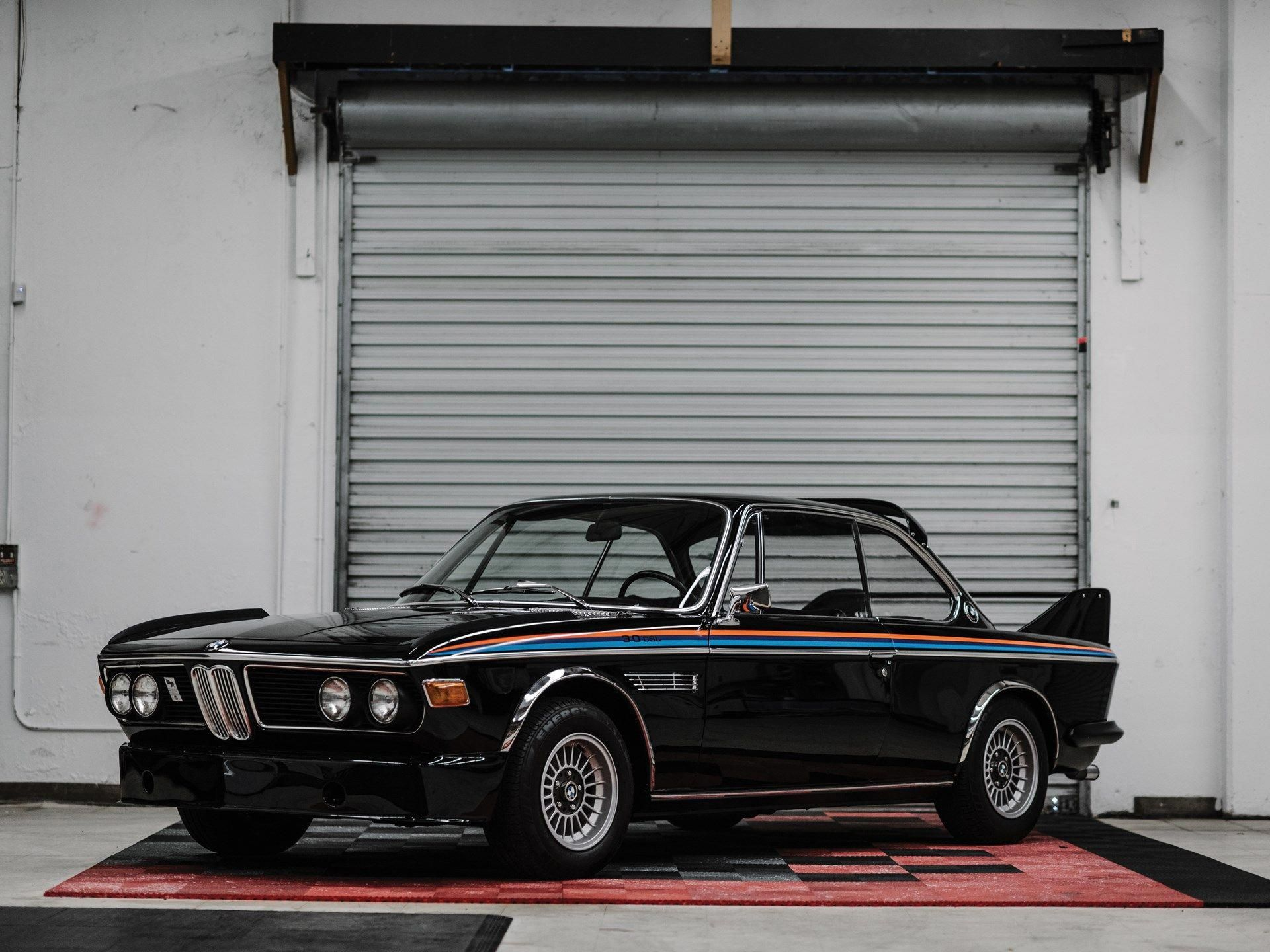 1972 Bmw 3 0 Csl Bmw Batmobile Astonmartinclassiccars Aston