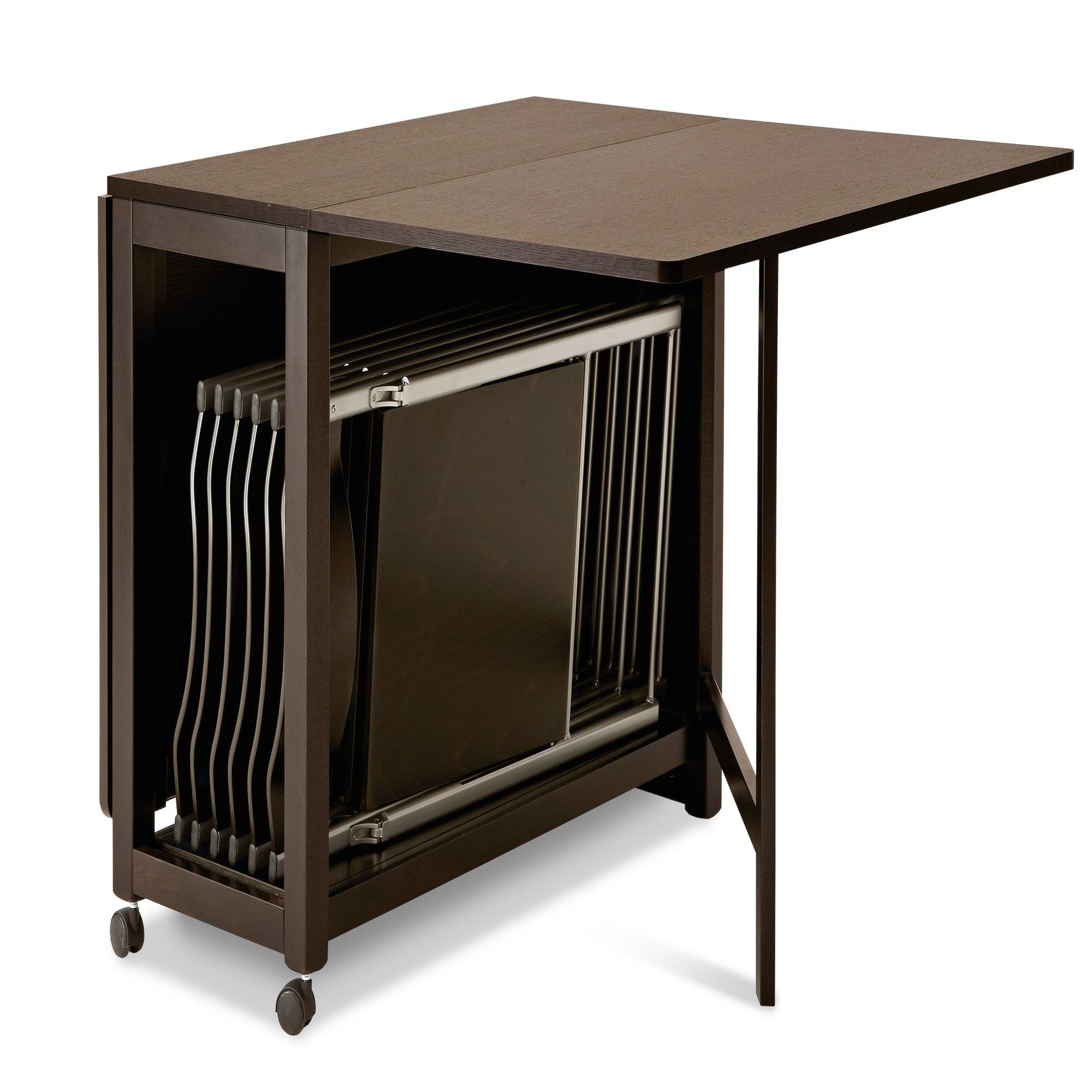 Folding Kitchen Tables Pantry Shelving Systems Sculpture Of Good Space Saver Dining Set Perfect