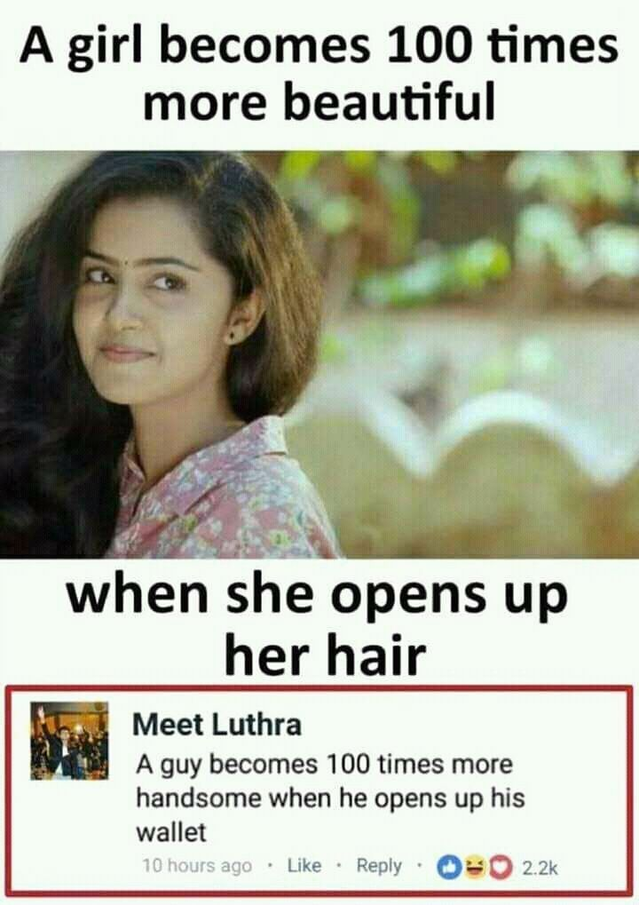 Hilarious Memes About Girls 3 In 2020 Funny Friend Memes New Funny Memes Funny Facts About Girls