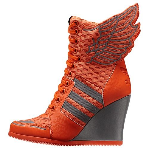 Adidas Jeremy Scott Wedges