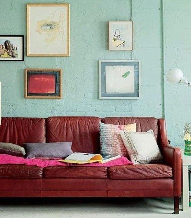 10 Colores Para Combinar Con El Burdeos En Paredes Y En Decoracion Diseno De Interiores Casa Pequena Decoracion De Unas Diseno De Interiores