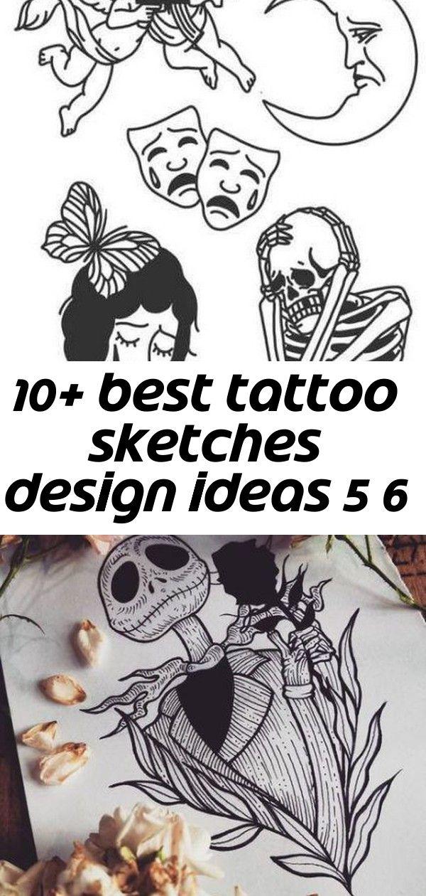 10+ best tattoo sketches design ideas 5 6