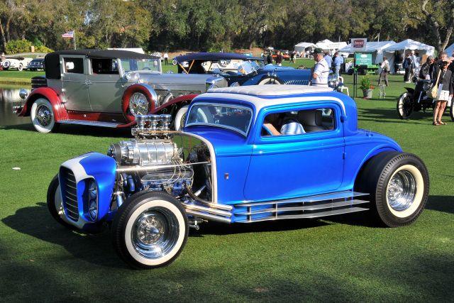 American Graffiti 32 Ford   1932 Ford Little Deuce Coupe Curt Catallo Clarkston MI Amelia