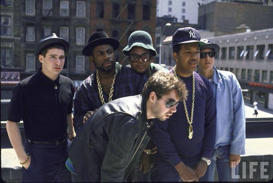 023bfb7447fdc Beastie Boys   Run-DMC - SO YOUNG
