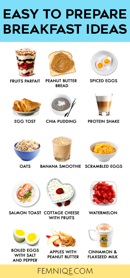 Healthy Breakfast Recipes To Lose Weight