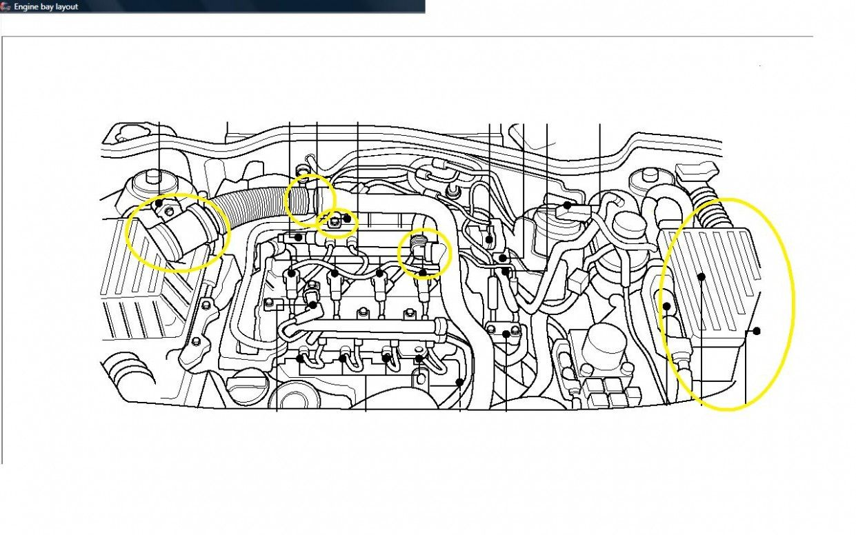 Vectra Engine Bay Diagram Di
