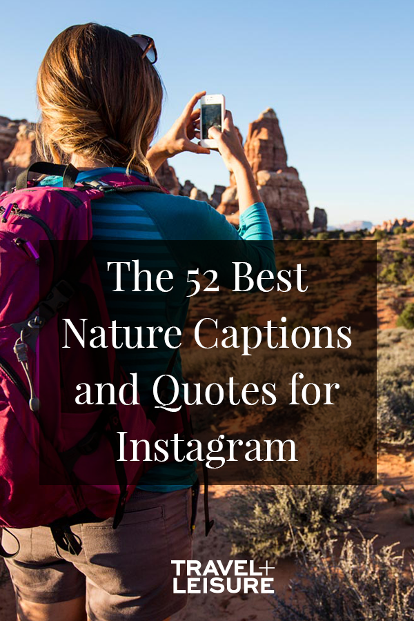 nature captions and quotes for instagram instagram captions