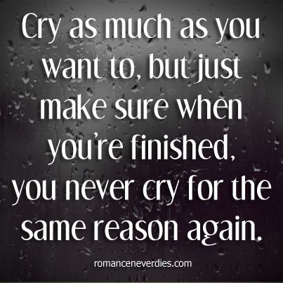 Never Cry For The Same Reason Again Up Quotes Quotes Me Quotes