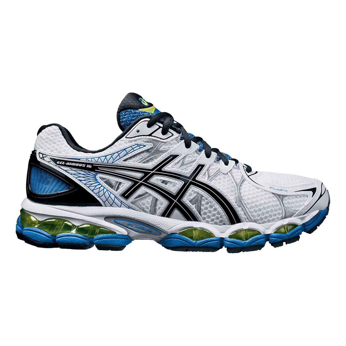 asics gel-nimbus 16 womens running shoes - ss15
