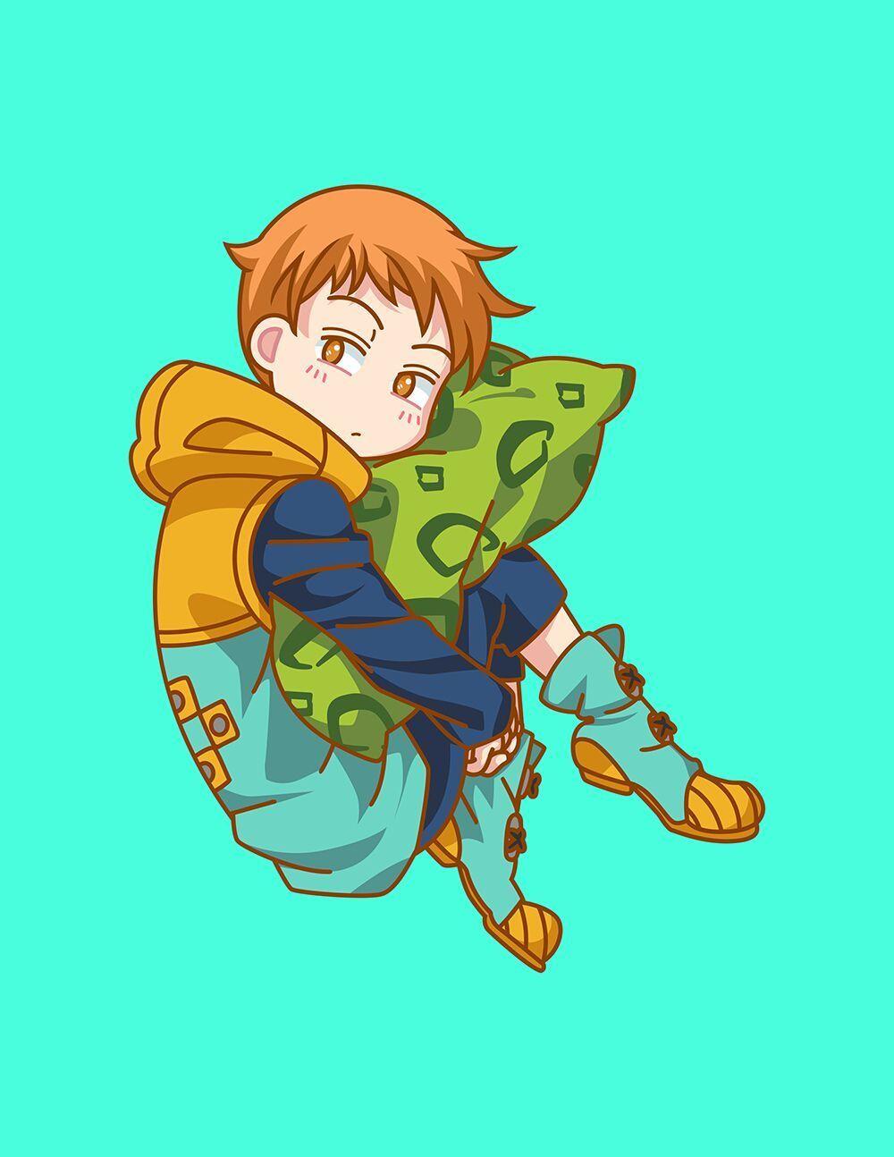 Photo of Anime Wallpapers ヽ (^ o ^) ^ _ ^) ノ – Nanatsu No Taizai