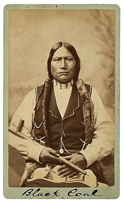 Northern Arapaho Head Chief: