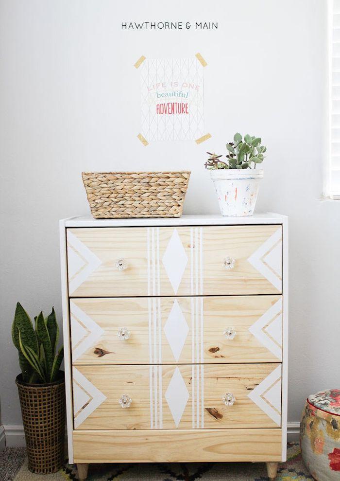 ▷ 1001 + idées comment peindre un meuble ancien Ikea hack, Nest