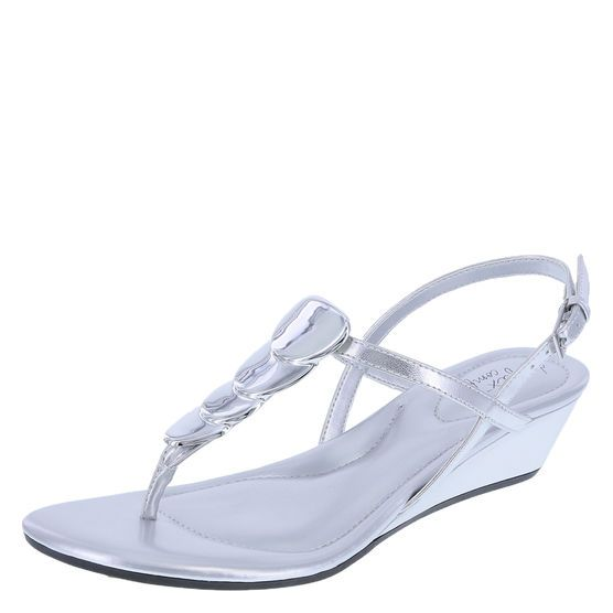 Bridal Shoes Yorkshire: Women's Yorkshire Mid-Wedge SlingWomen's Yorkshire Mid