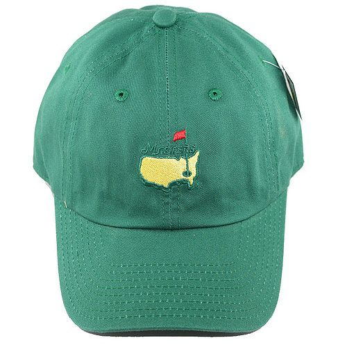 59564e0cb64 Masters Golf Caddy Slouch Hat - Green
