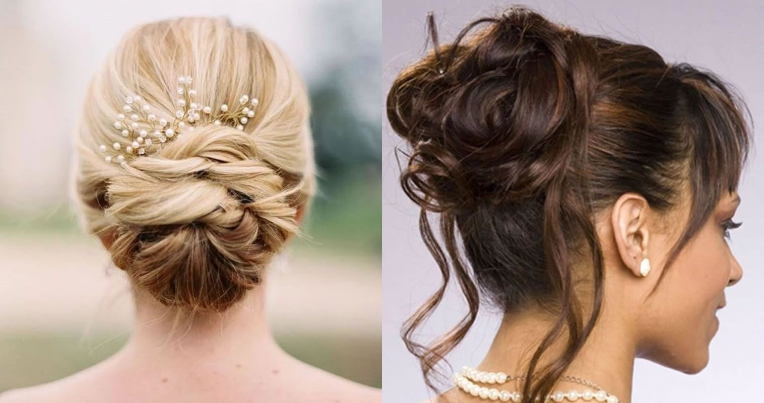 bridal updos for long hair | wedding | wedding hairstyles