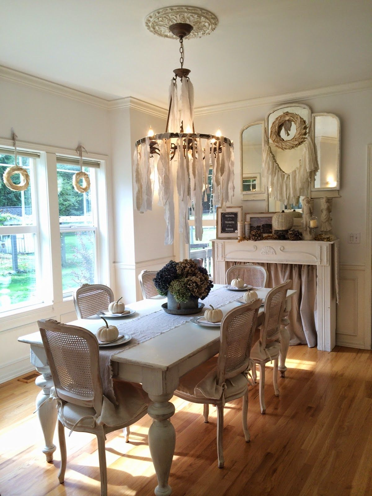 Little Farmstead Farmhouse Dining Room How I Found My Style Sundays