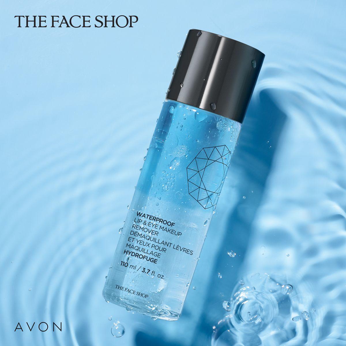 Waterproof Lip & Eye Makeup Remover