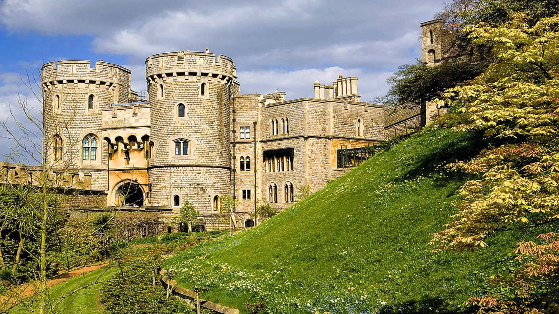 windsor castle Windsor Berkshire