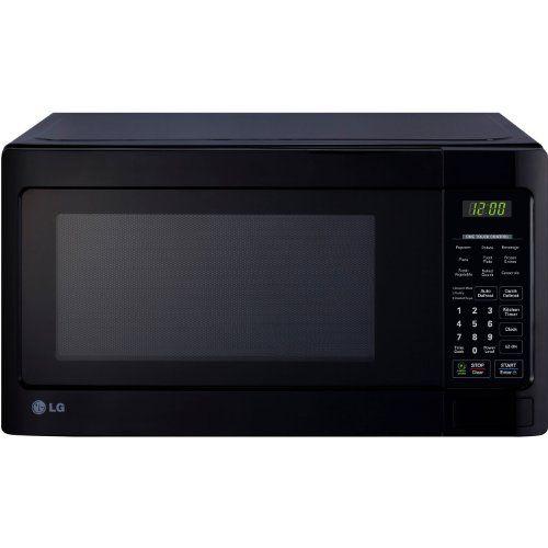Lg Lcs1112sb Countertop Microwave Oven 1000 Watt Black Click