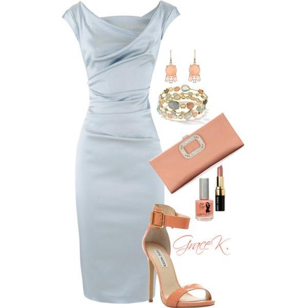 Photo of Beautiful Blue Dress