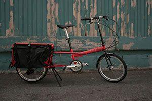 Bike Friday Haul A Day Bike Friday Bike Cargo Bike