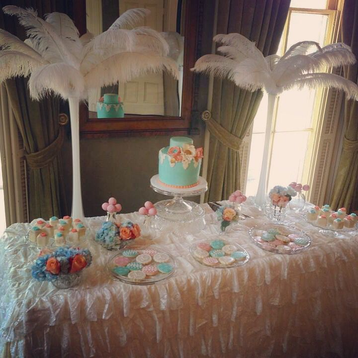 The Bonneville House Is A Favorite Place For Baby Showers Baby