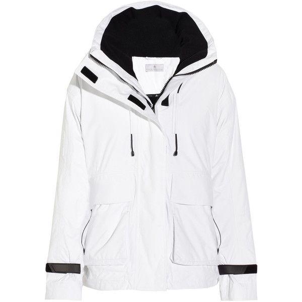 703074975e Adidas by Stella McCartney RECCO® padded shell winter sports jacket ( 560)  via Polyvore