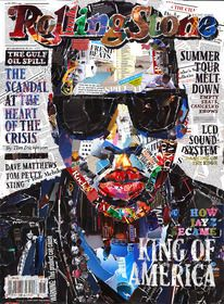 Content Covers: Rolling Stone — Designspiration