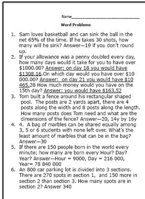 math worksheet : 1000 images about math on pinterest  math skills word problems  : Math Word Problems Worksheet